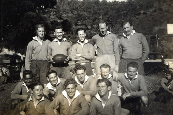 1947 Berowra Football Team_01a