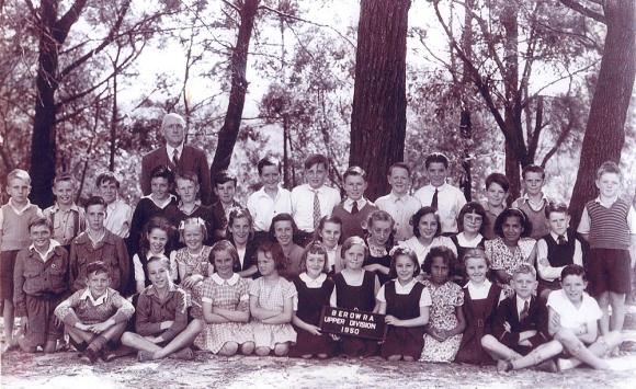 Berowra Public School Upper Division 1950