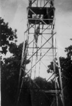 Barnetts Road Fire Tower