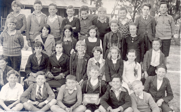 Year 4, 5 and 6 Berowra Public School, 1936