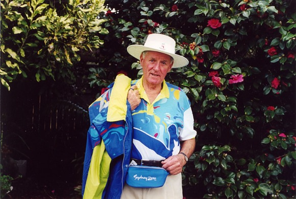 Jim Hatfield volunteer 2000